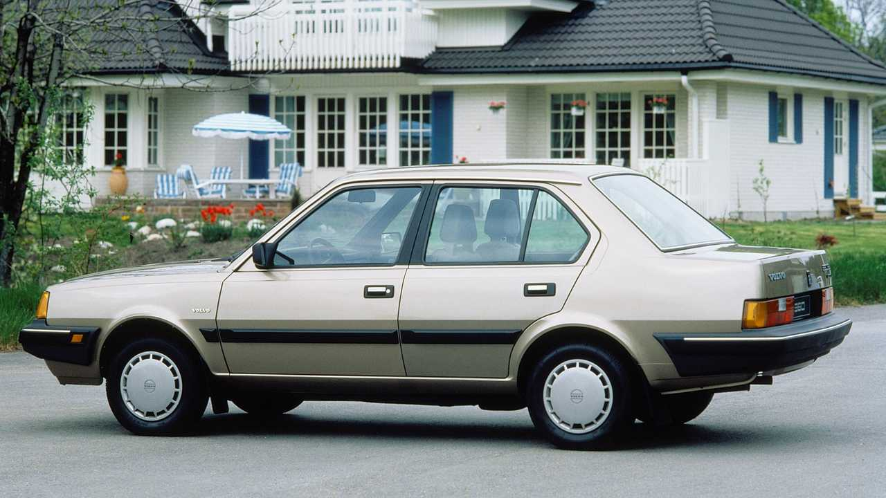 Volvo 360 GL Limousine
