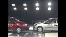 Crash Test numero 10.000 per Renault