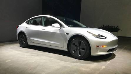 Tesla Model 3 Was #1 Selling Luxury Car In U.S. In 2018