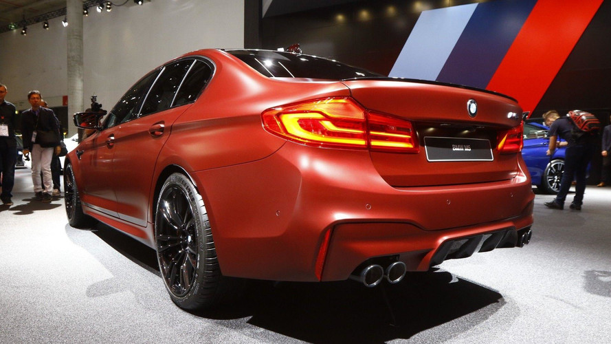 BMW M5 2018 Competition Package: ya está confirmado