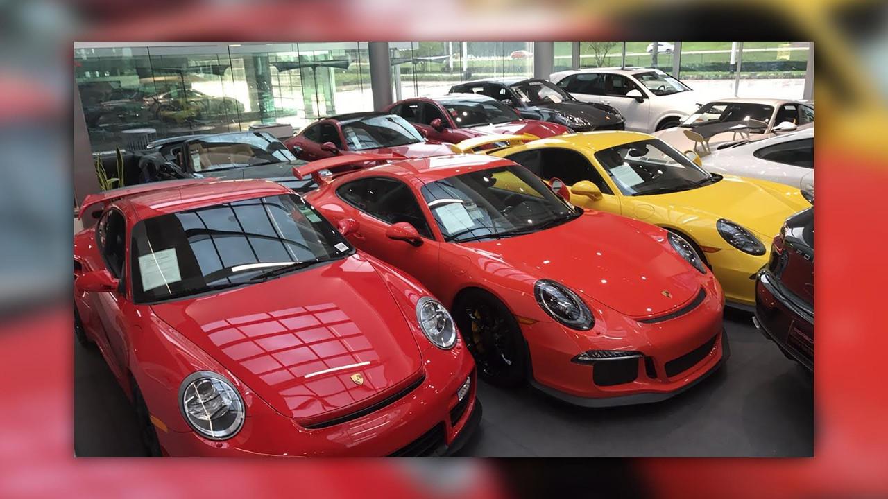 Porsche West Broward - Irma