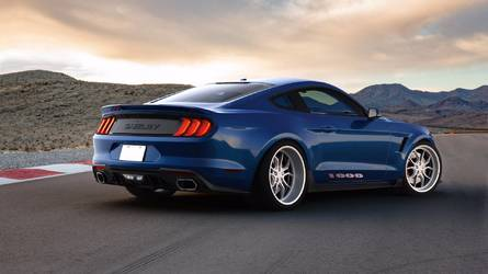 Shelby 1000 - La muscle car de 1000 ch taillée pour les circuits