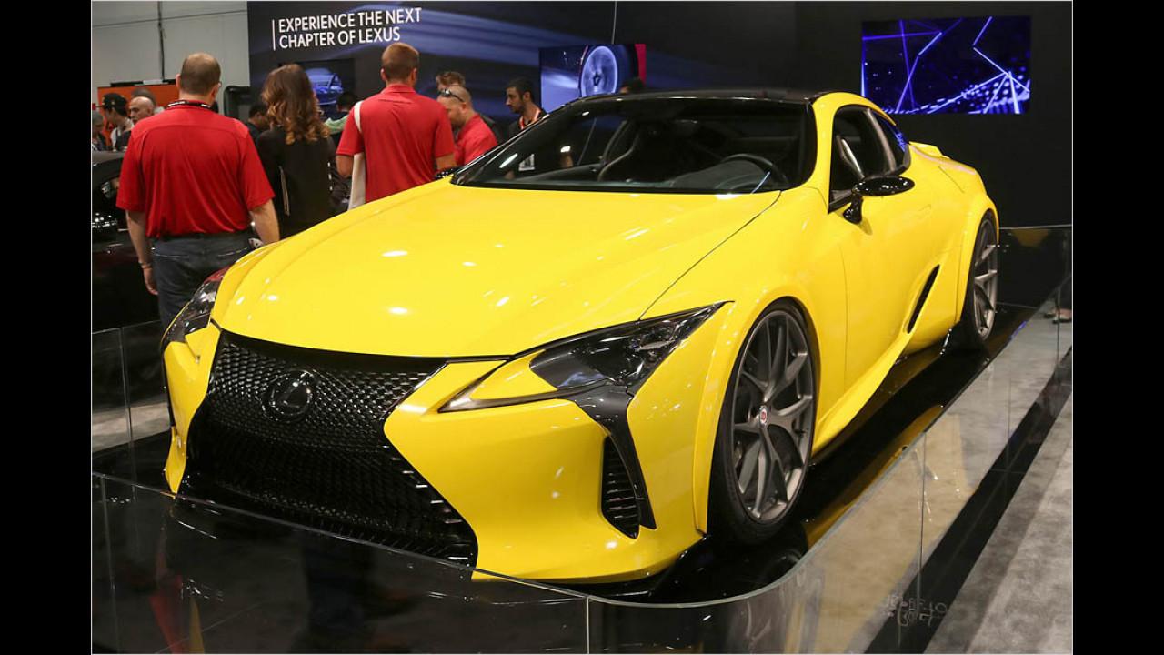 Beyond Marketing Lexus LC 500
