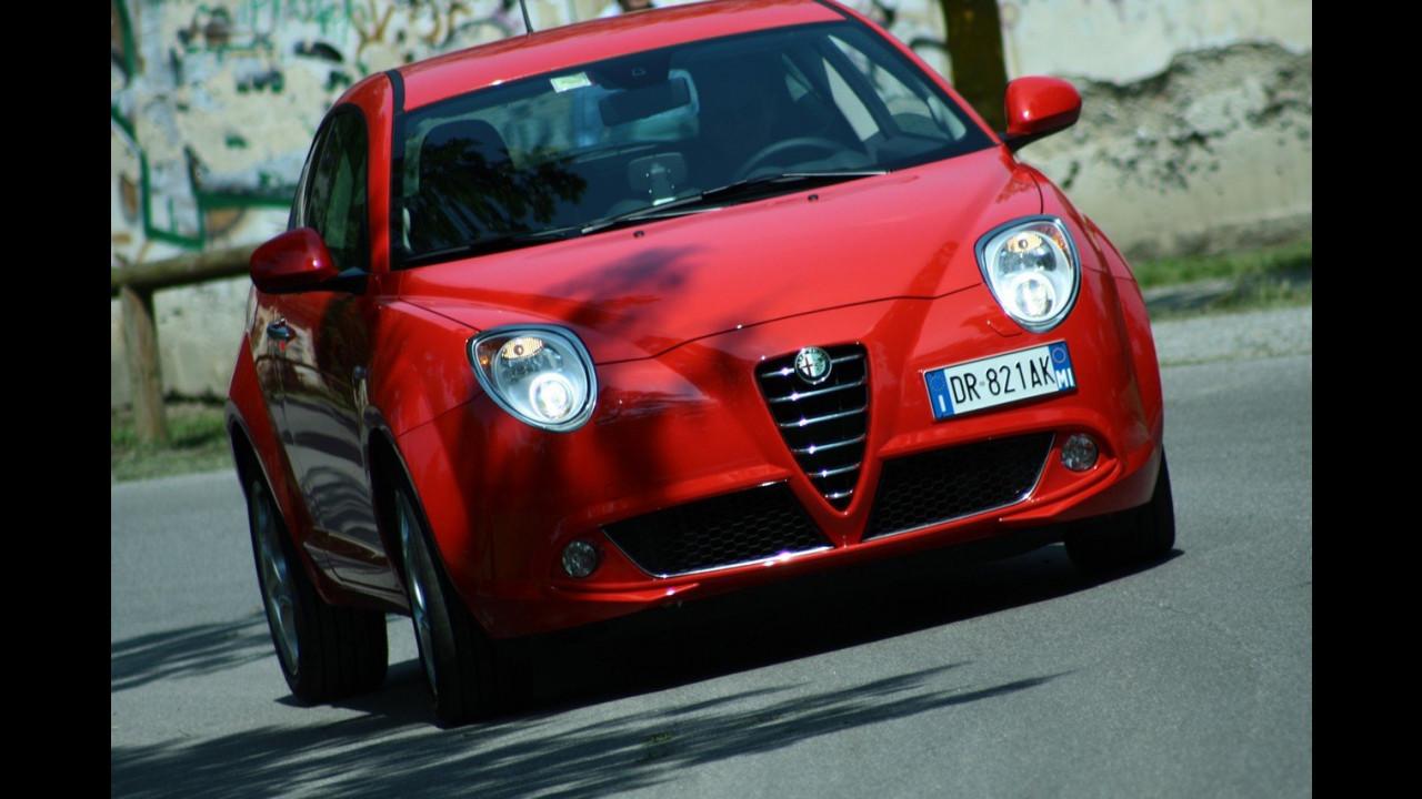 L'Alfa MiTo a Monza e dintorni
