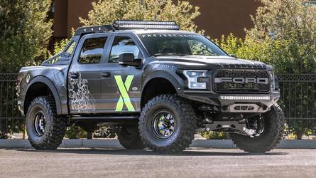Ford F-150 Raptor Xbox One X Edition - Du SEMA à Forza