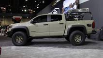 Chevrolet Colorado ZR2 Concepts