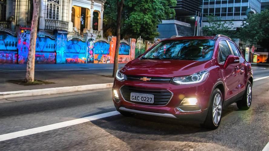Chevrolet Tracker 2018 ganha versão Premier com ESP por R$ 96.790