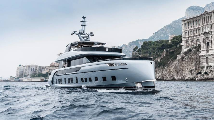 Get Up Close And Personal With Porsche's $15M Superyacht