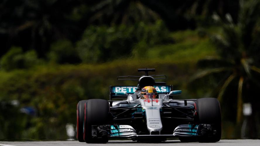 Fórmula 1: Hamilton é pole e Vettel o último no grid do GP da Malásia