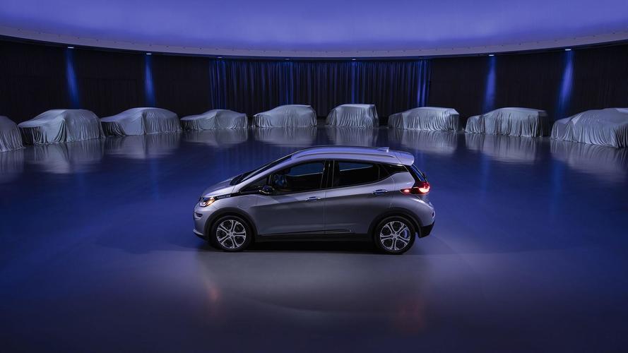 GM anuncia lançamento de 20 carros totalmente elétricos até 2023