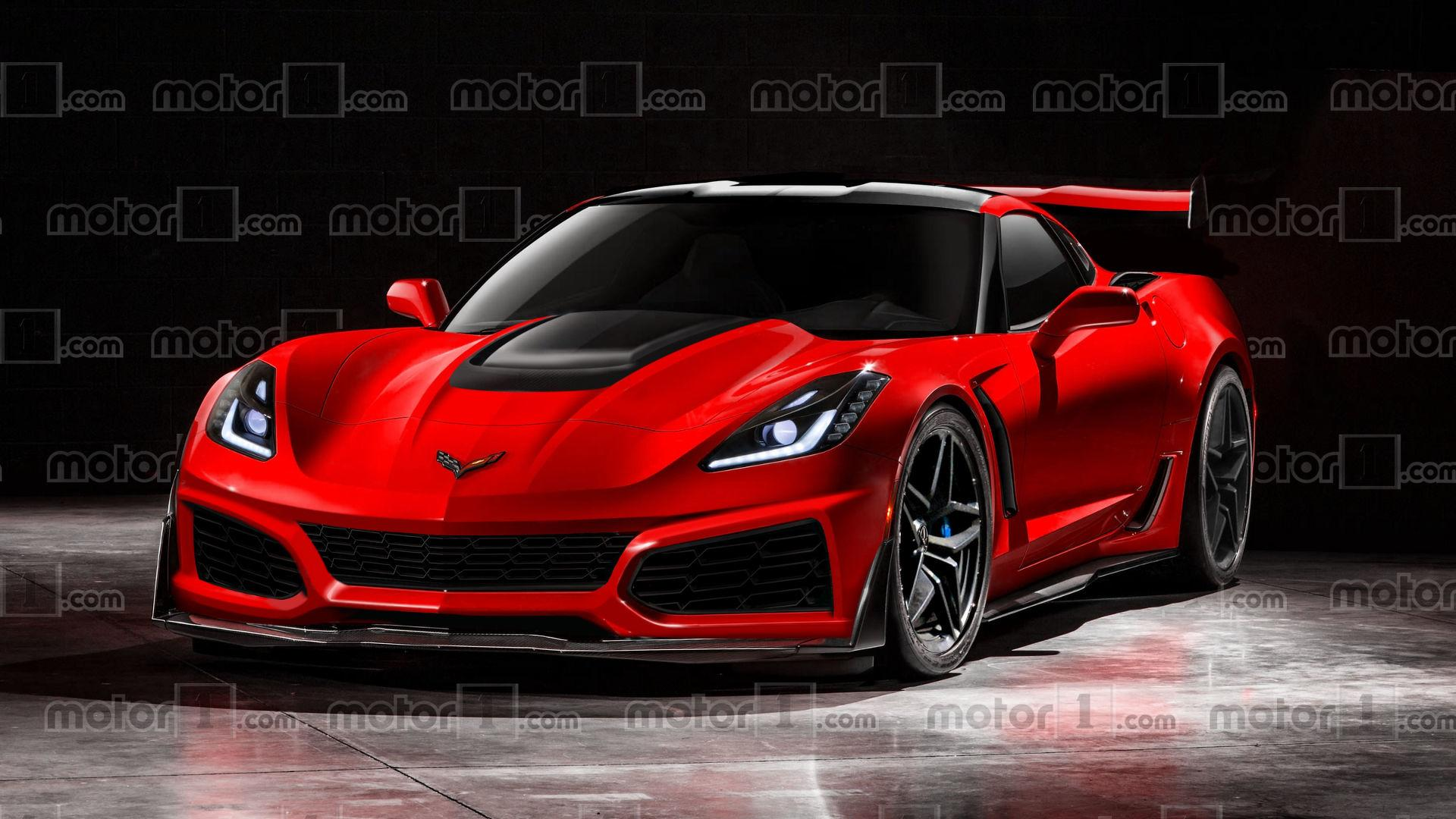 2018 Chevy Corvette Zr1 Could And Should Look Like This