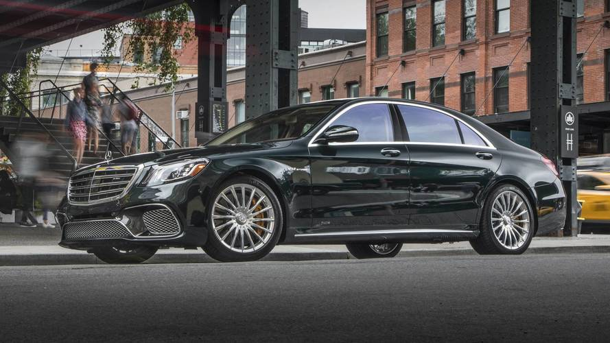 Mercedes S65 Final Edition: AMG V12 Saloon's demise announced