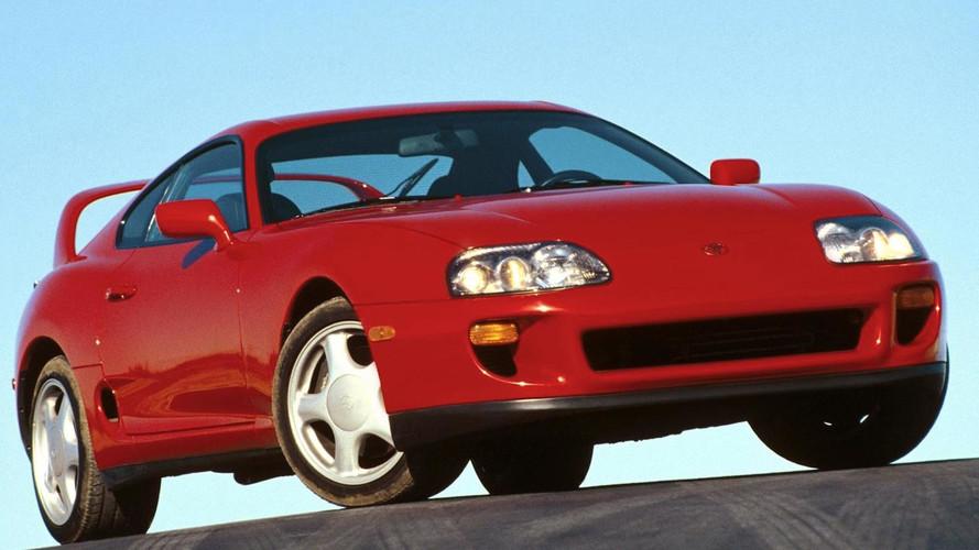 Méga galerie - La Toyota Supra en 211 photos !