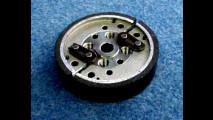 Frizione centrifuga - le guarnizioni d'attrito