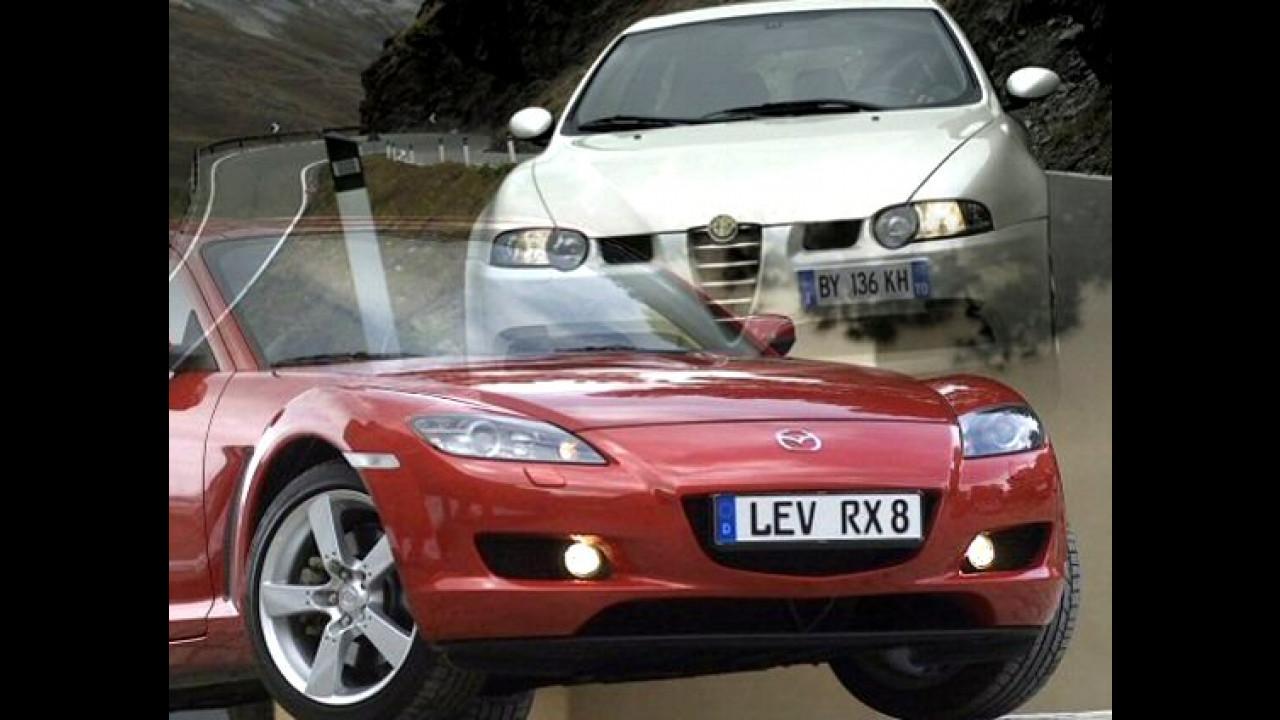 147 GTA vs RX8