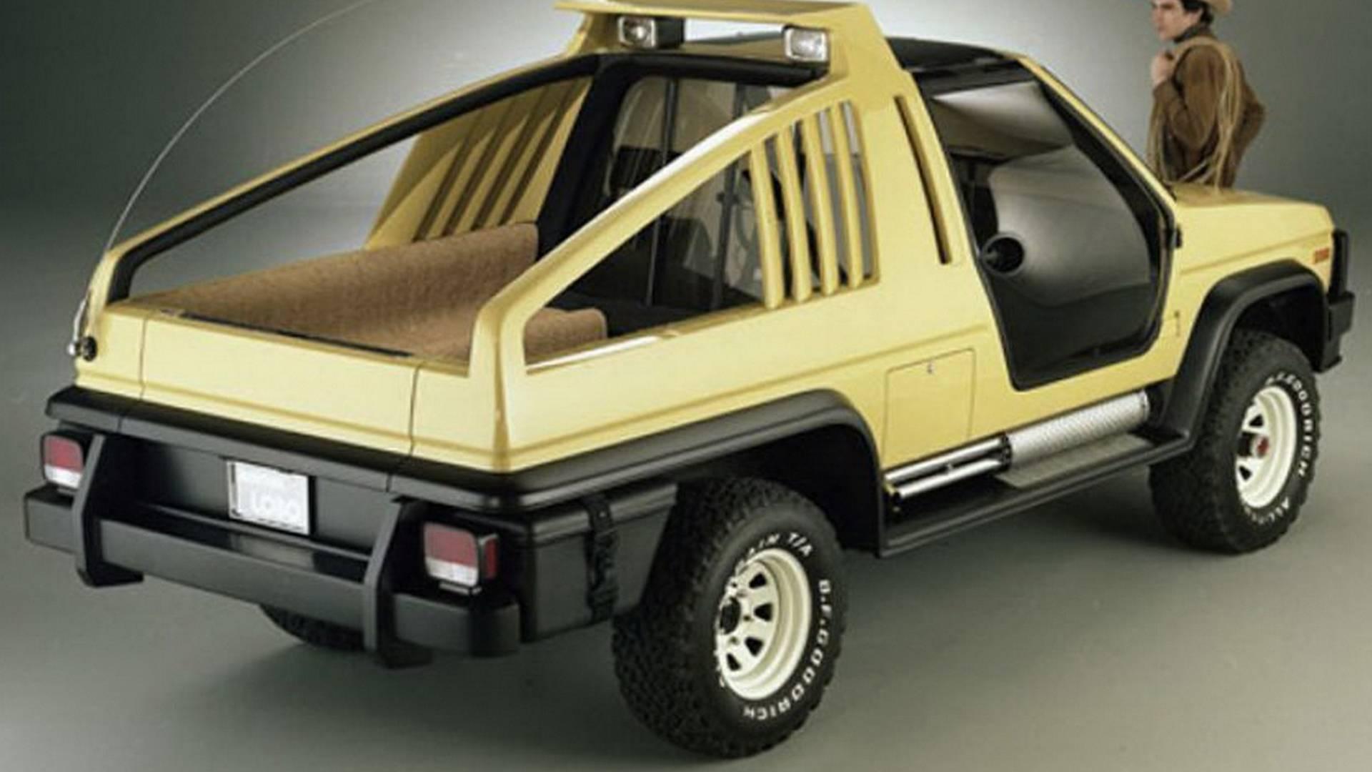 1981 ford bronco montana lobo 1988 bronco dm 1 concept we forgot