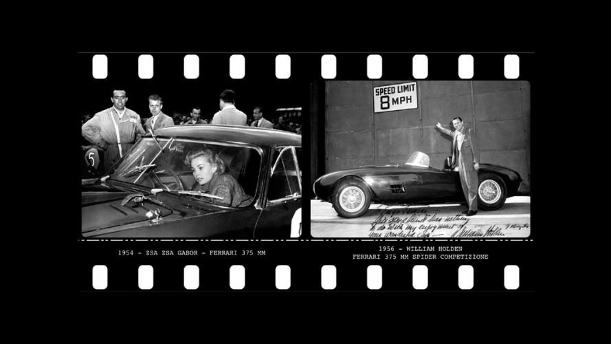"""""""La Ferrari e il Cinema"""", seconda edizione alla Galleria Ferrari"""