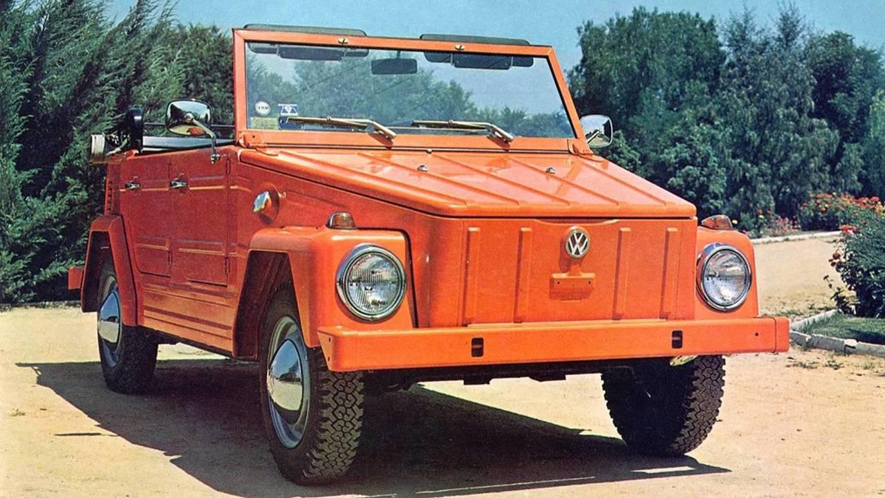 VW Kubelwagen (Type 181)