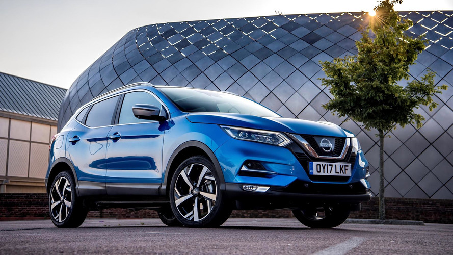 Three millionth Qashqai rolls out of Sunderland