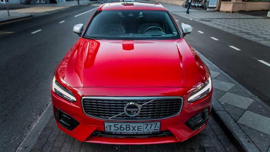 Могут ли шведы строить спортивные седаны? Volvo S90 R-Design