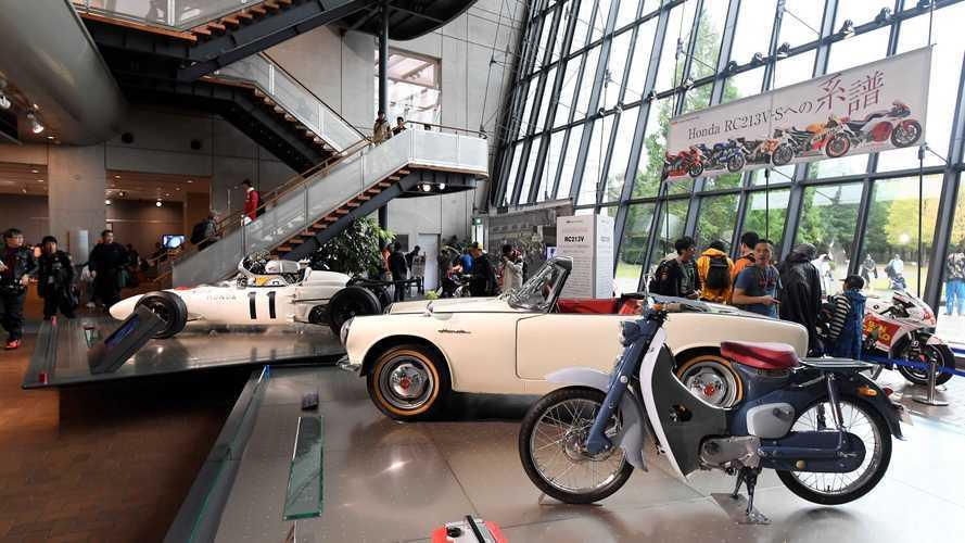 Il lavoro più bello del Mondo? Il custode del museo Honda di Motegi