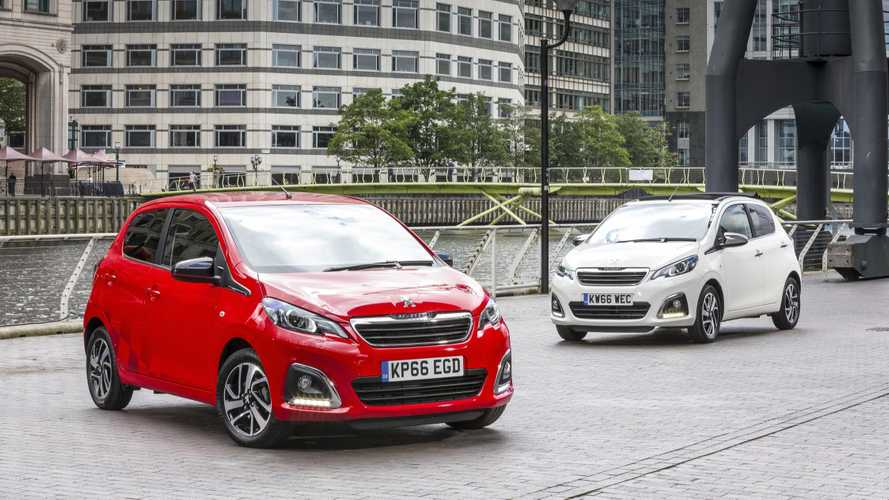 Next-gen Peugeot 108 expected to go electric