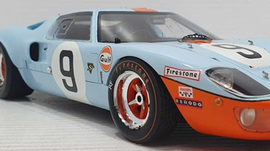 Huge Model Race Car Collection Heads To Auction