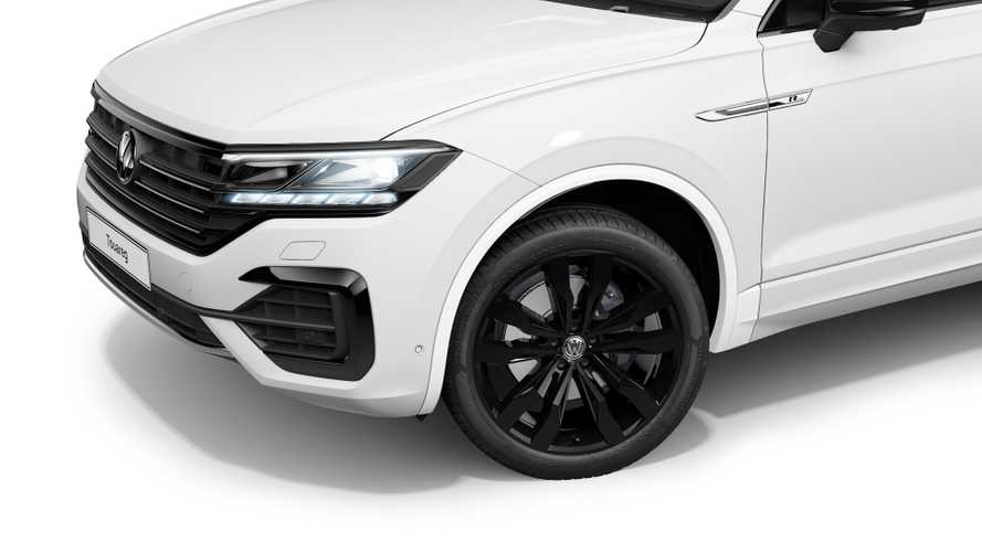 Volkswagen Touareg UK range expansion