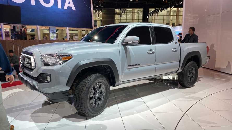 2021 Toyota Tacoma Pricing Announced, New Trail Edition Costs $34,005