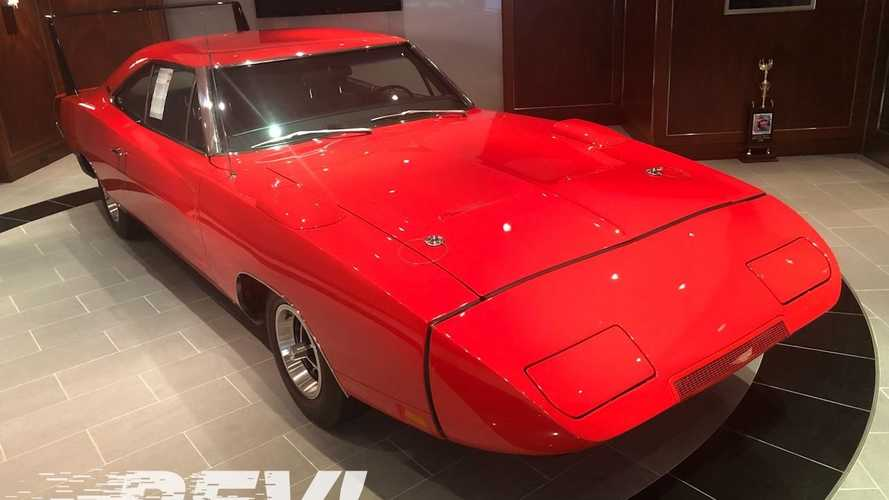 Drop Jaws In This Fully Restored 1969 Dodge Daytona