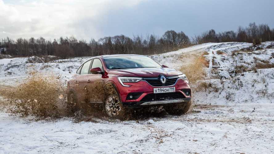 Сохранила ли Arkana все то, за что мы любим Renault?