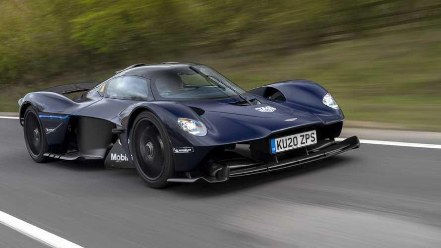 L'Aston Martin Valkyrie sur la sellette ?