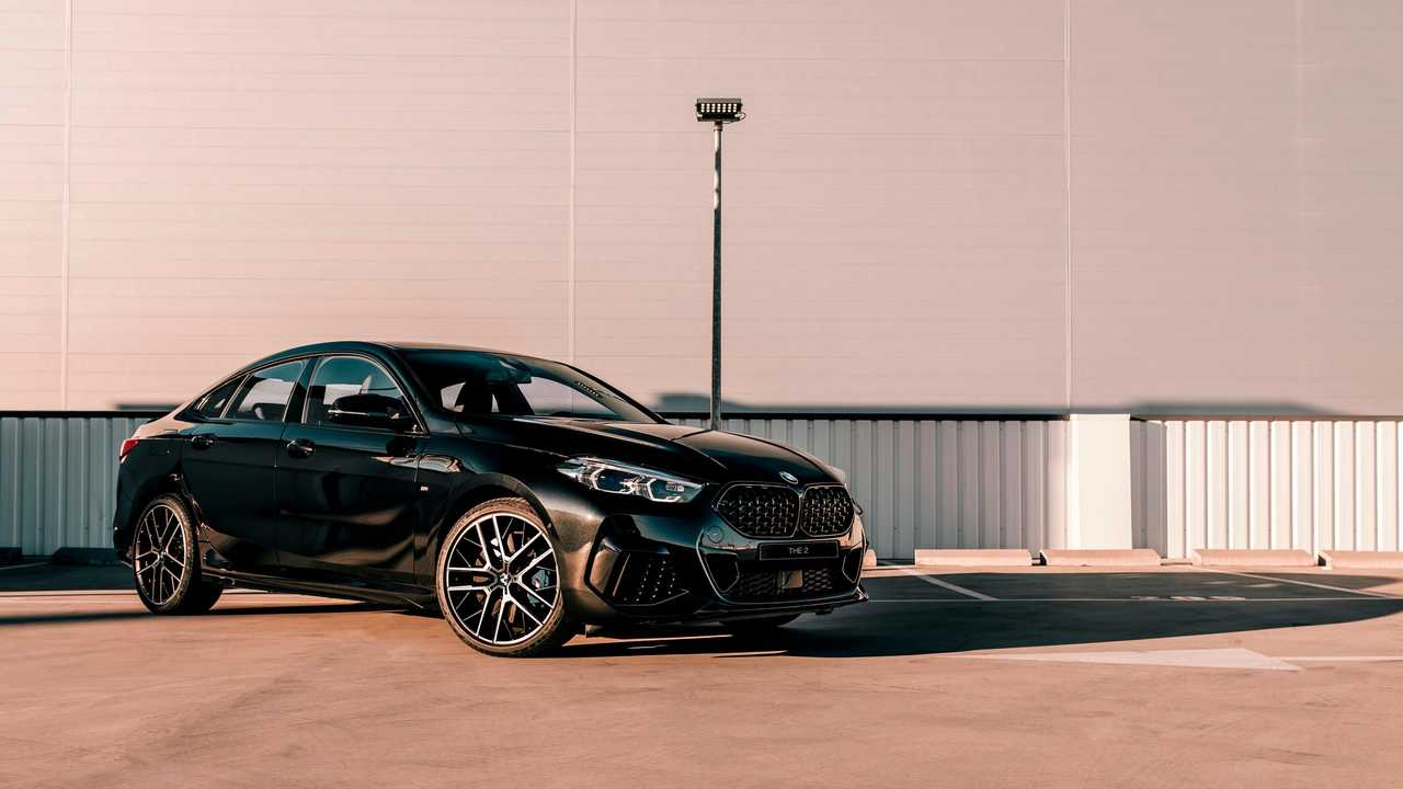 BMW Serie 2 Gran Coupé Black Shadow Edition 2020