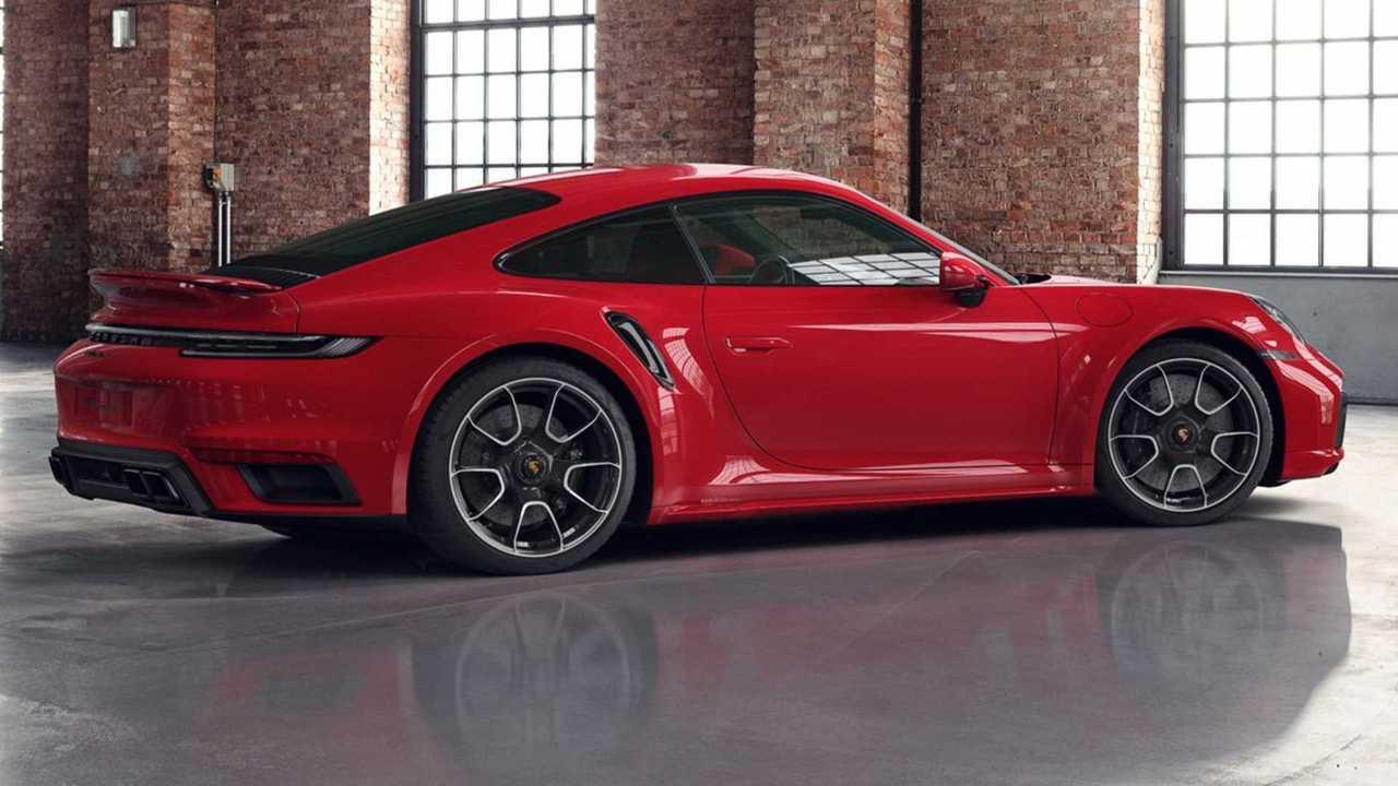 Porsche 911 Turbo S de Exclusive Manufaktur