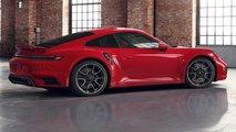 Porsche Exclusive Manufaktur 911 Turbo S Guards Red