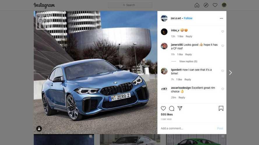 2022 BMW M2 Renderings