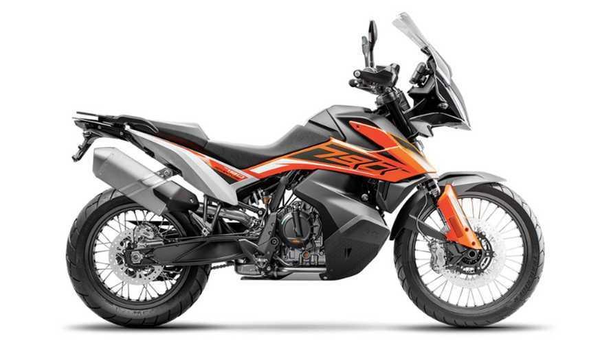 KTM, richiamo per i modelli 790 Adventure e 790 Adventure R