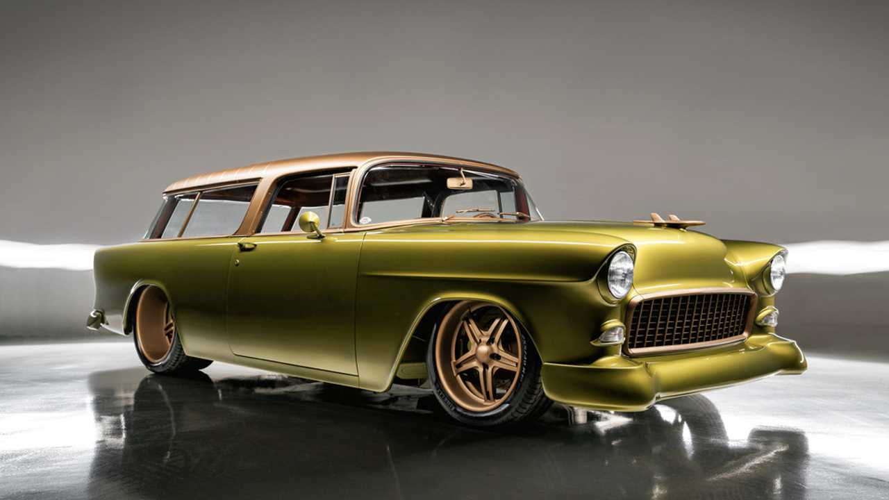Professionally Built Hot Rods and Custom Vehicles at Scottsdale