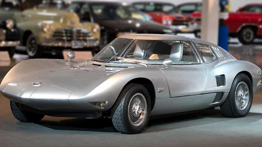 GM Heritage: 1962 Chevrolet Corvair Monza GT Concept