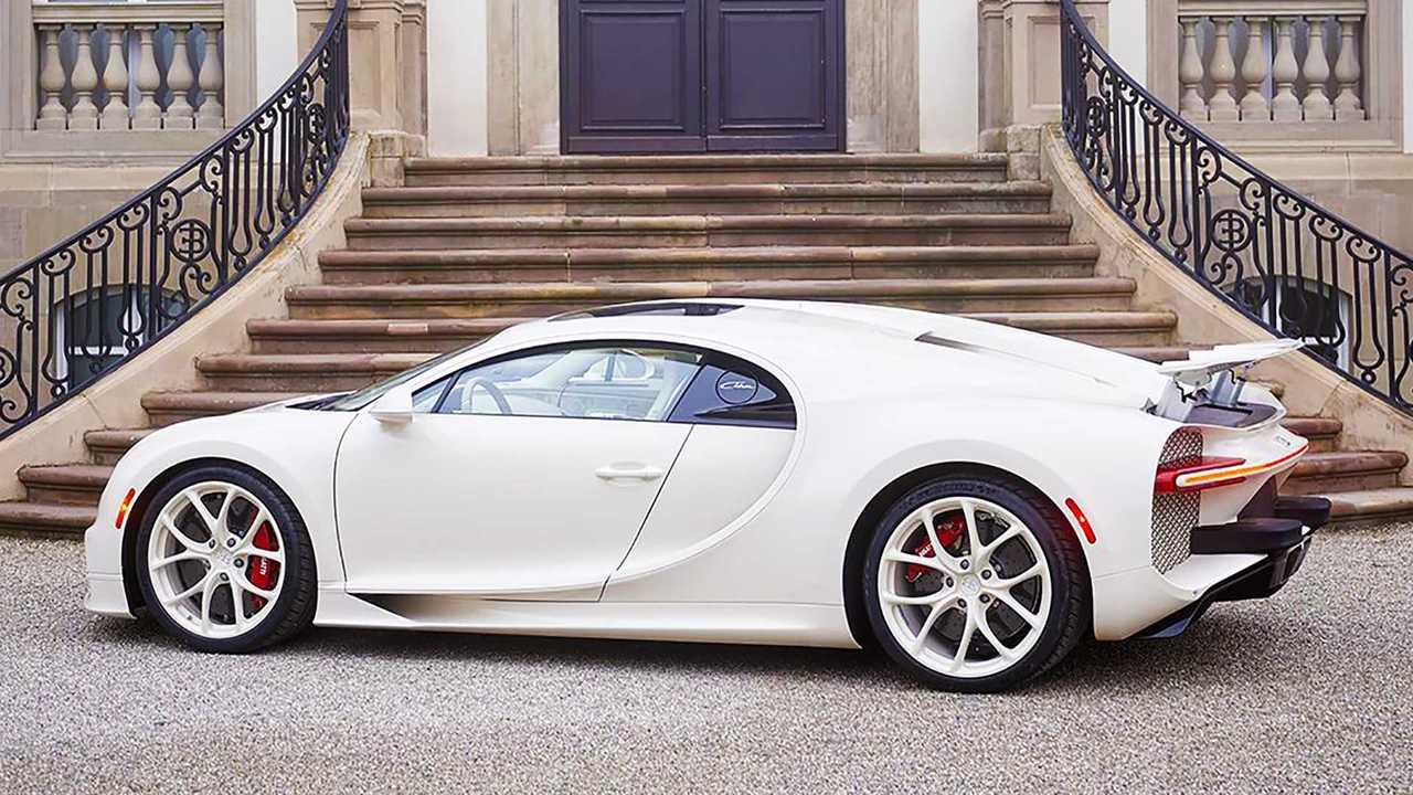 Bugatti Chiron Hermes Edition 1:1
