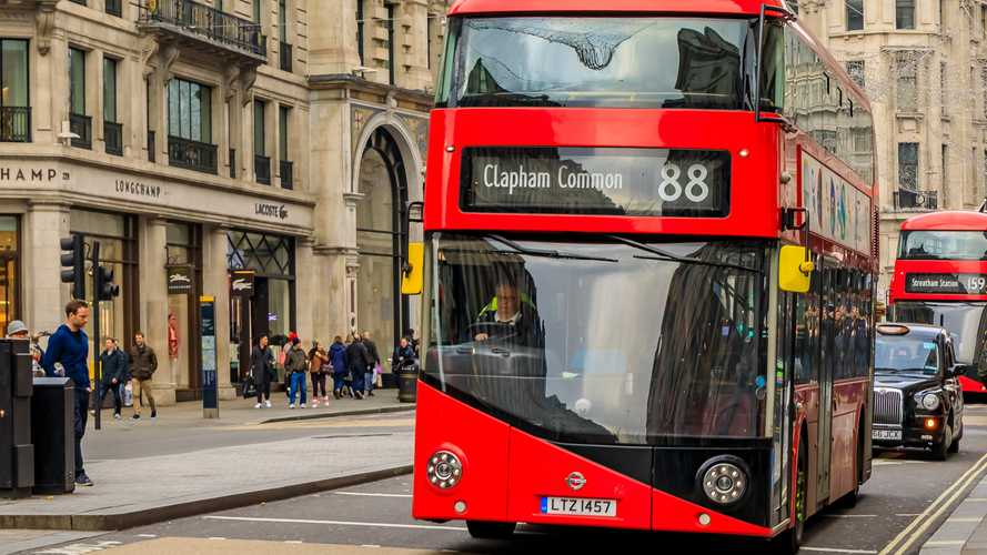 London proposes 24/7 bus lanes on 'busiest roads' after Covid-19