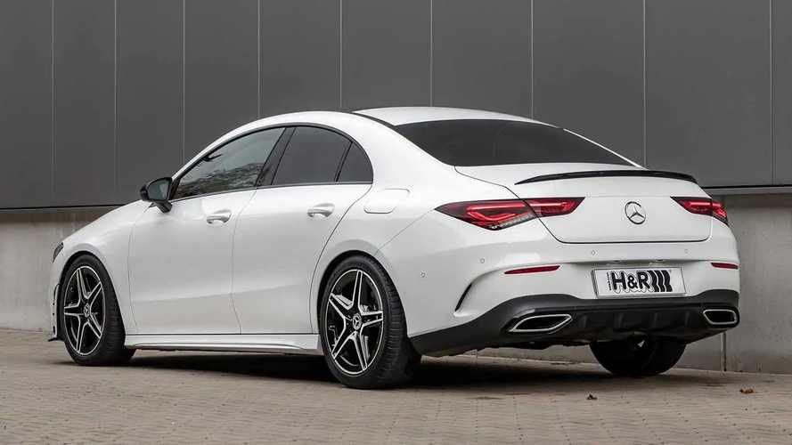 H&R Mercedes CLA