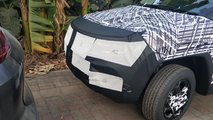 Flagra: Jeep Compass 2021
