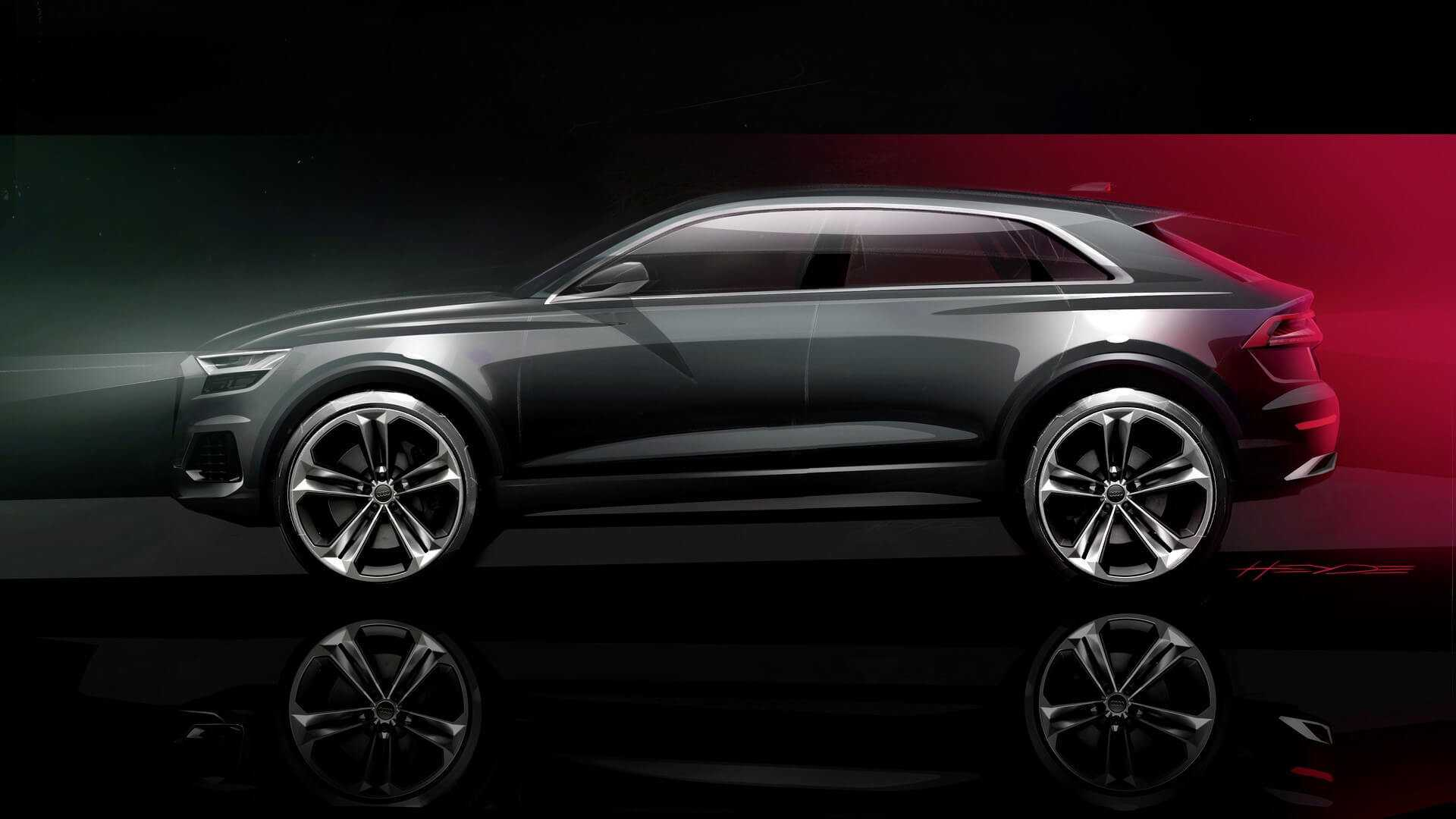 2020 Audi Q9 Redesign and Concept