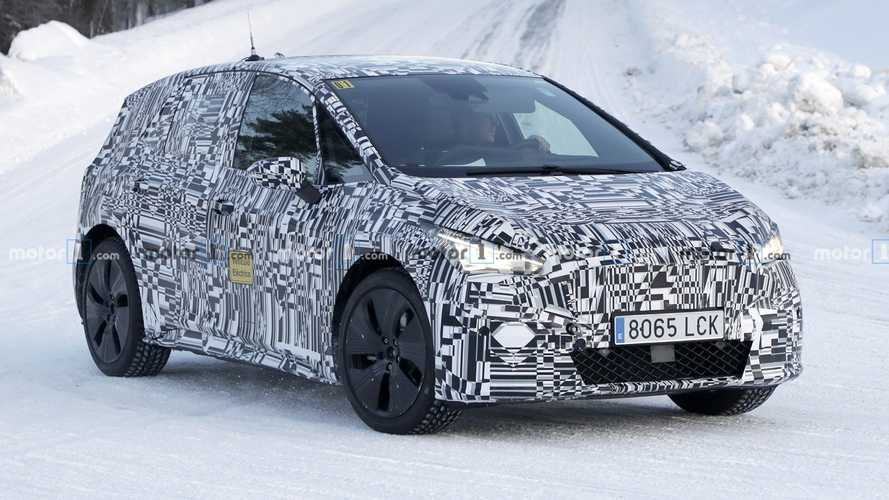 SEAT El-Born spied looking almost ready to hit production lines