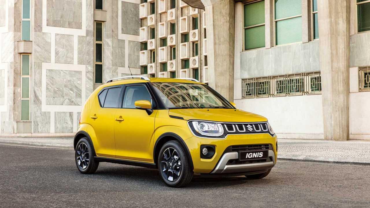 Suzuki Ignis restyling (2020)
