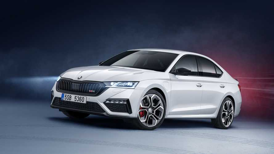 Skoda Octavia RS iV (2020): Potenter Plug-in-Hybrid