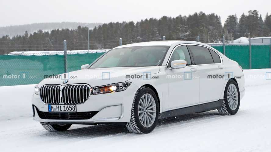 2022 bmw 7 series new spy photo | motor1 photos