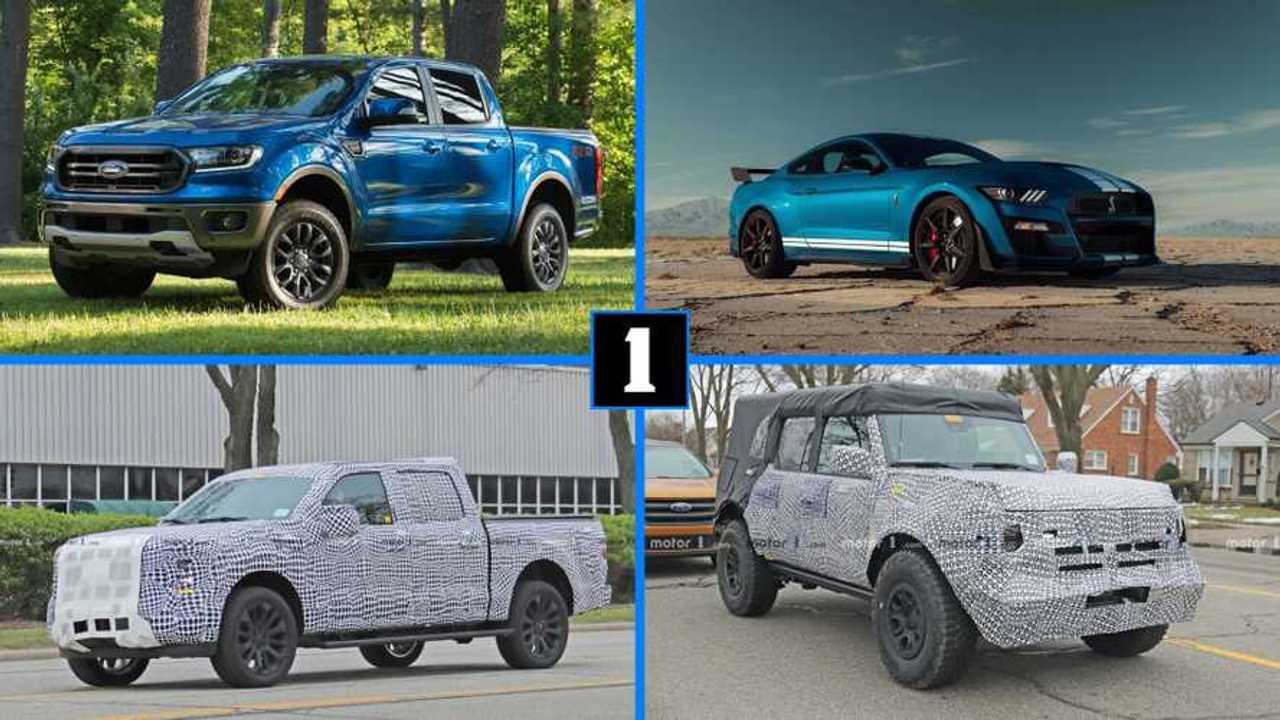 Ford Insider Reveals Future For F-150, Mustang, Ranger, Bronco - Motor1