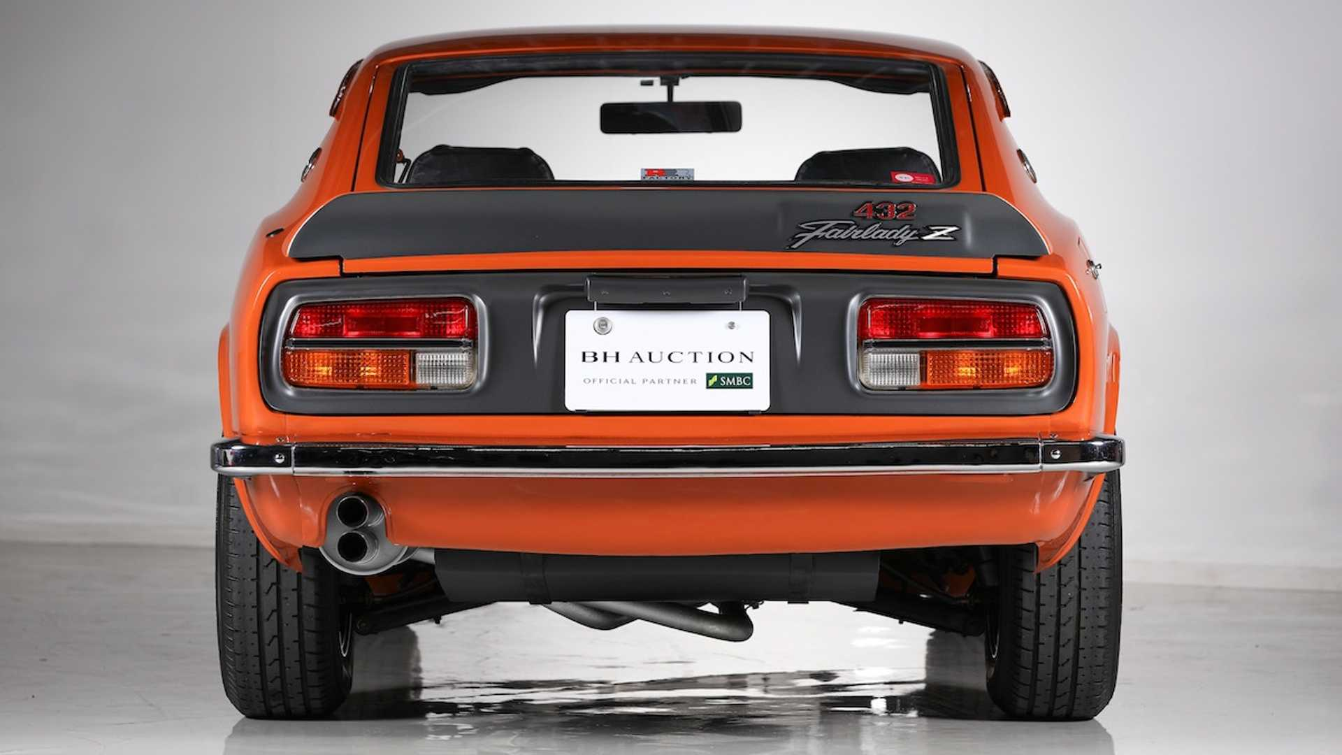 """[""""1970 Nissan Fairlady Z432R Auctions For $804K In Japan""""]"""